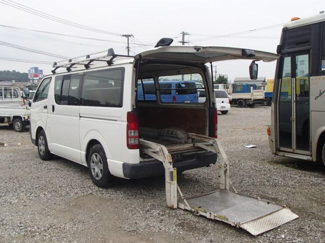 トヨタ ロングDX パワーゲート ディーゼル エアバック