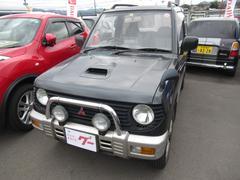 パジェロミニVR−II 純正15AW 4WD CD 背面タイヤ