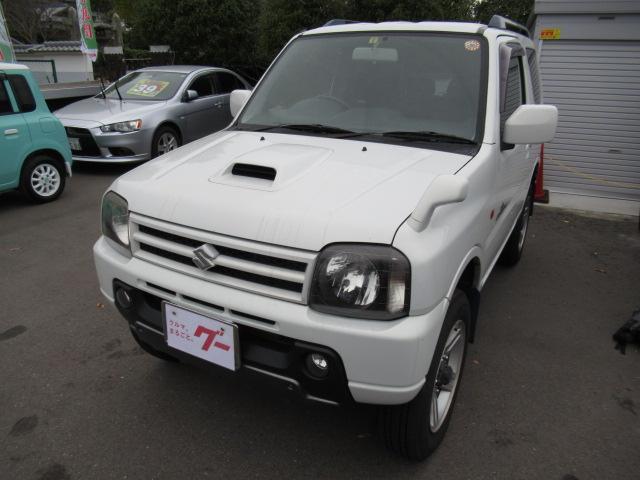 スズキ ランドベンチャー  純正16AW 4WD CD MD