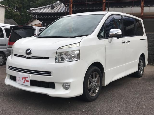 「トヨタ」「ヴォクシー」「ミニバン・ワンボックス」「佐賀県」の中古車
