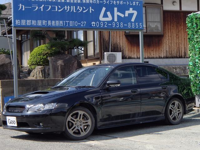 スバル 2.0GT キーレス メモリーナビ CD 柿本改マフラー