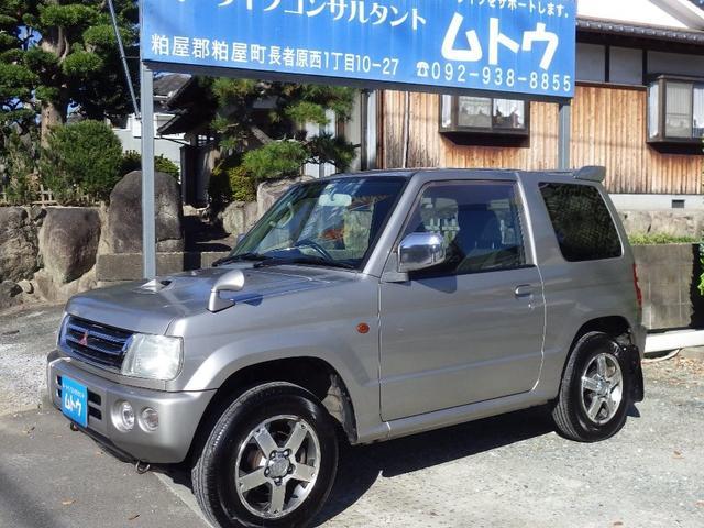 三菱 アクティブフィールドエディション 4WD ターボ 4速AT