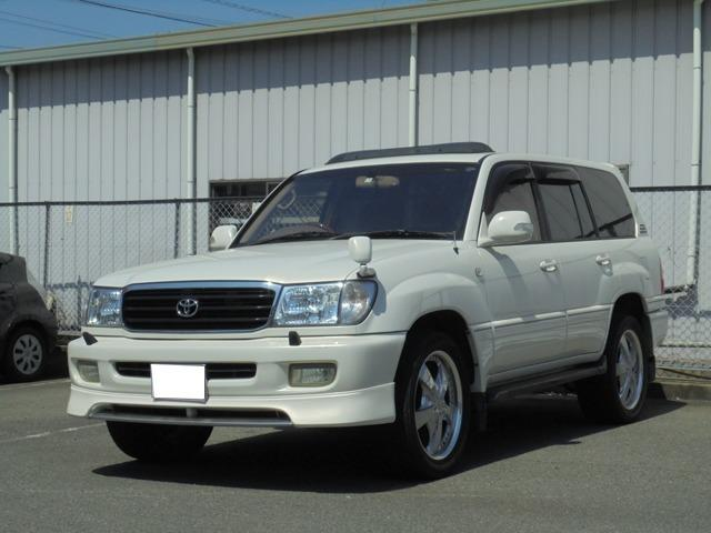 トヨタ VXリミテッド 4WD ナビ フルセグ サンルーフ ETC