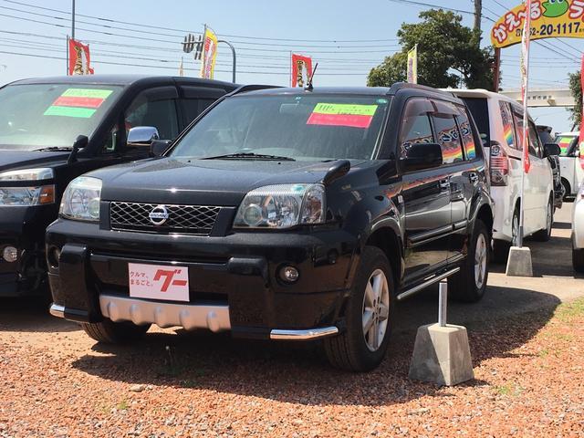 日産 X AW16インチ  4WD CD ETC ローン