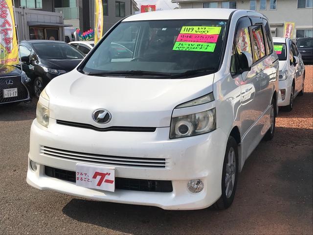 トヨタ ZS ナビ バックカメラ AW ミニバン AC CVT