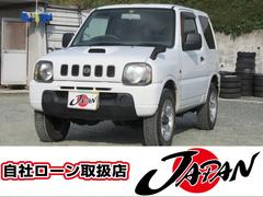 ジムニーXL 15インチアルミホイール 4WD ターボ車 CDデッキ