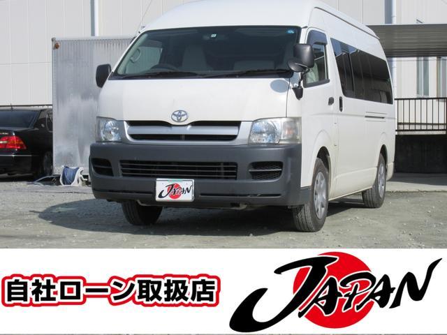 トヨタ SロングDX ハイルーフ タイベル交換済み ETC エアコン