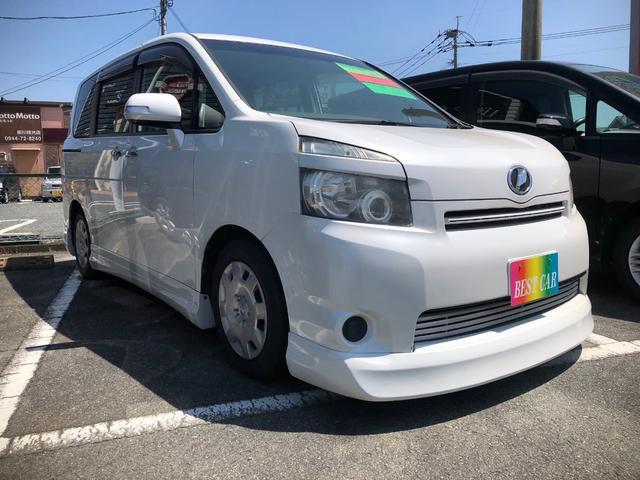 トヨタ X Lエディション 純正HIDヘッドライト ローダウン
