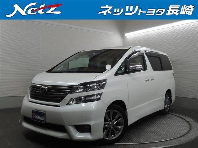 トヨタ 2.4Z プラチナセレクションII メモリーナビ 後席モニタ