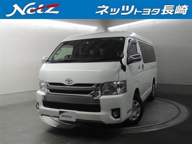 GL ロング 10人乗 4WD ETC CDオーディオ