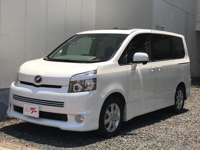 トヨタ ZS Wスライディングサンルーフ