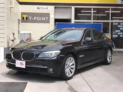 BMW740i サンルーフ 19インチアルミ リア3面カーテン