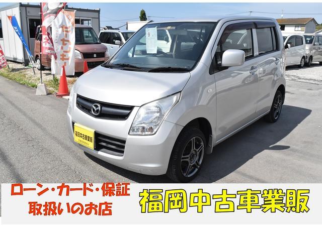 マツダ AZワゴン XG 車検令和4年3月 タイミングチェーン ナビ ETC