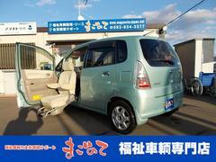 モコC アンシャンテ 電動助手席スライドアップシート HDDナビ