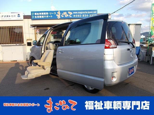 トヨタ 150r ウェルキャブ 助手席リフトアップシート車 Aタイプ