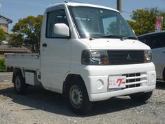 ミニキャブトラック5MT パワステ エアコン付