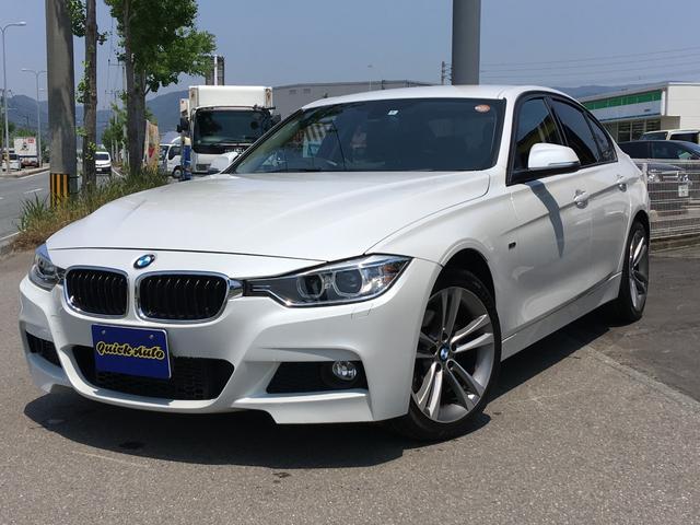 BMW 320i スポーツHDD・Bカメラ・18アルミ・Cアクセス