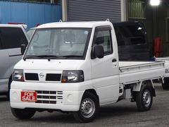 クリッパートラックDX 4WD 5速MT タイミングベルト交換済み
