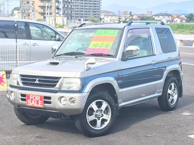 三菱 サウンドビートエディションVR 4WD ターボ キーレス