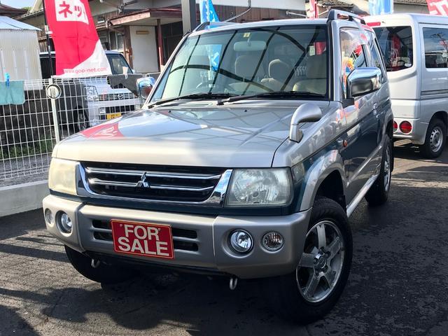 三菱 XR 4WD オートマ キーレス アルミ CD 禁煙車