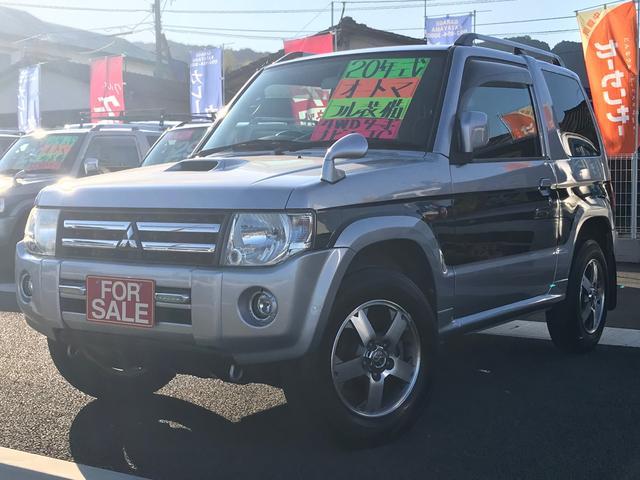 三菱 リミテッドエディションVR 4WD ターボ ナビ  ETC