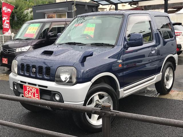 スズキ ジムニー ワイルドウインド ナビ ワンセグTV ETC 4WD