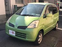 モコ軽自動車 コラムAT エアコン AW 4名乗り