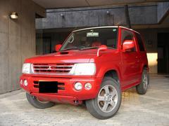 パジェロミニアクティブフィールドエディション 4WD ツートンカラー