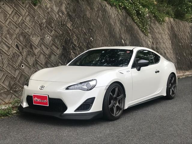 トヨタ 2.0RC スーパーエキゾーストシステム MAX4SP車高調