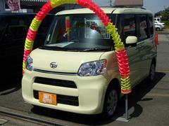 タントX SAIII 長期保証付 届出済み未使用車 シートヒーター