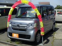 N BOXG・Lホンダセンシング 長期保証付 登録済み未使用車