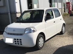 エッセX 軽自動車 ホワイト AT AC 4名乗り オーディオ付