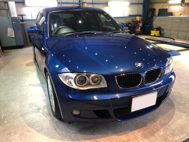 BMW 118i Mスポーツパッケージ HDDナビ
