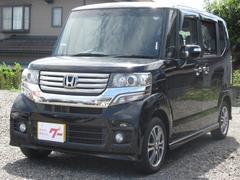 N BOX+カスタムG・Lパッケージ ナビ TV ETC オートエアコン