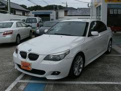 BMW530i Mスポーツパッケージ 純正ナビ・サンルーフ