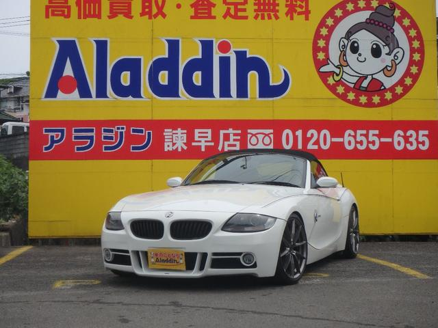 BMW Z4 ロードスター2.5i ナビ TV 19アルミ
