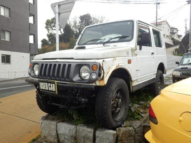 スズキ XS 4WD