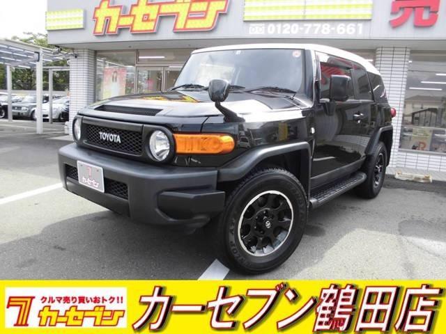 トヨタ ブラックカラーパッケージ 4WD ナビ フルセグTV ETC