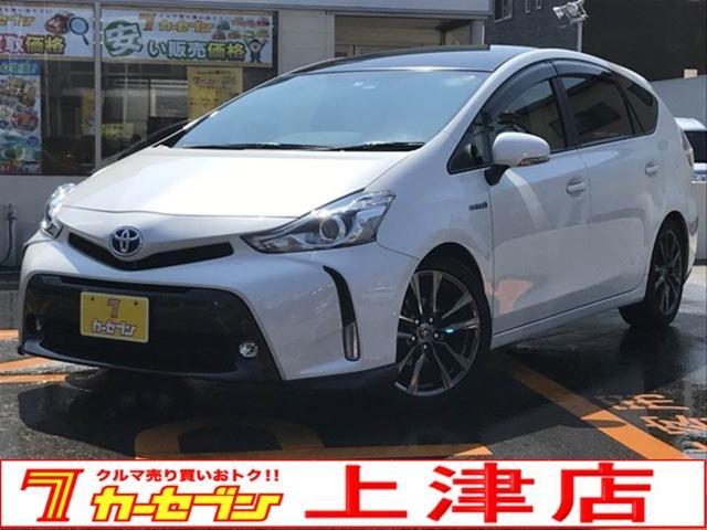 トヨタ Gツーリングセレクション HDDナビ フルセグTV ETC