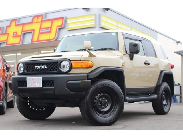 トヨタ オフロードパッケージ 4WD ナビ ETC バックカメラ