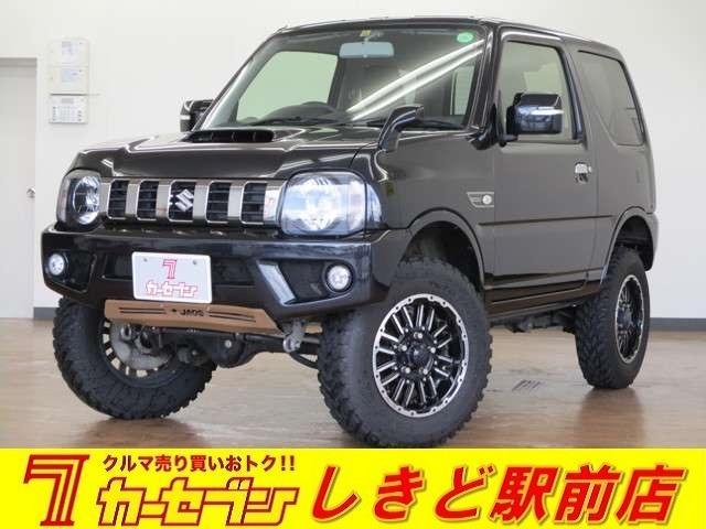 スズキ ランドベンチャー 4WD 5MT ユーザー買取車