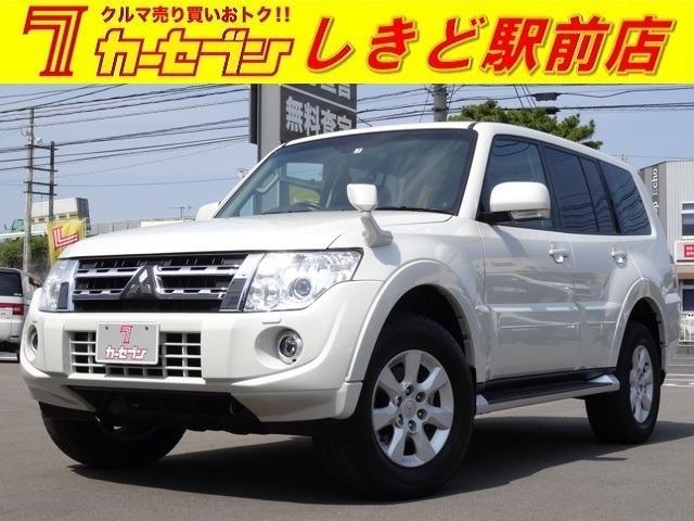 三菱 ロング エクシード ディーゼルターボ 4WD ETC