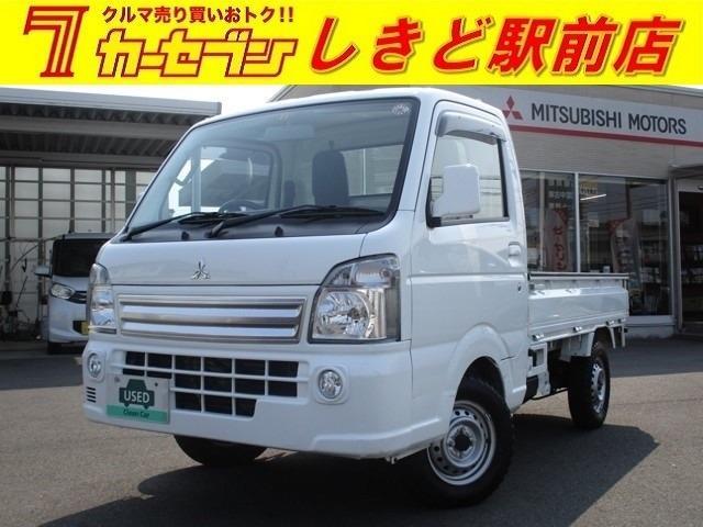 三菱 G 4WD キーレス パワステ エアコン ABS CD