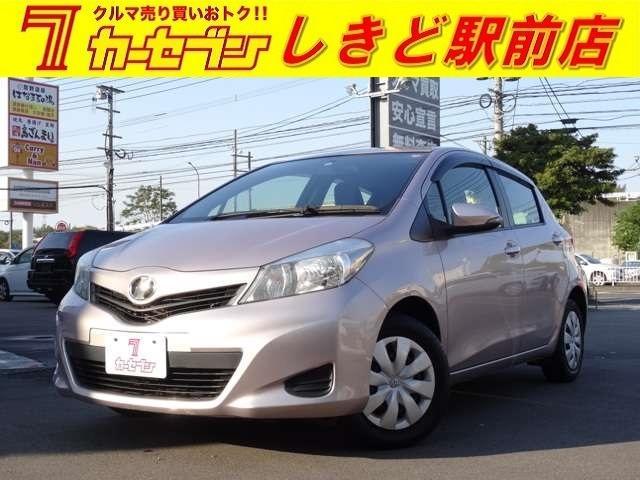 トヨタ F Mパッケージ ナビ ワンセグTV ETC キーレス