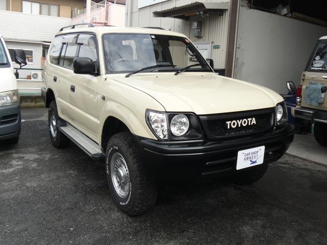 トヨタ TXディーゼルターボ4WDタイミングベルト交換済1年無料保証