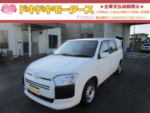 トヨタ プロボックス GL SDナビ ワンセグTV CD ETC キーレス ABS