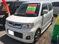 AZワゴンカスタムスタイルDI TV ナビ 軽自動車 コラムAT AC