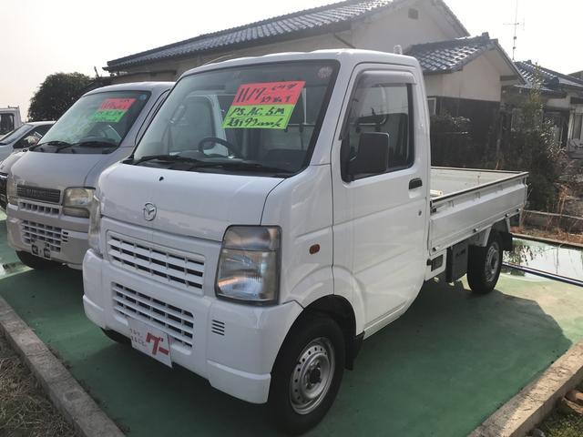 マツダ エアコン 5MT 軽トラック 最大積載量350kg
