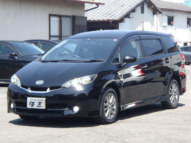 トヨタ 1.8Sモノトーン HDDナビ バックカメラ スマートキー