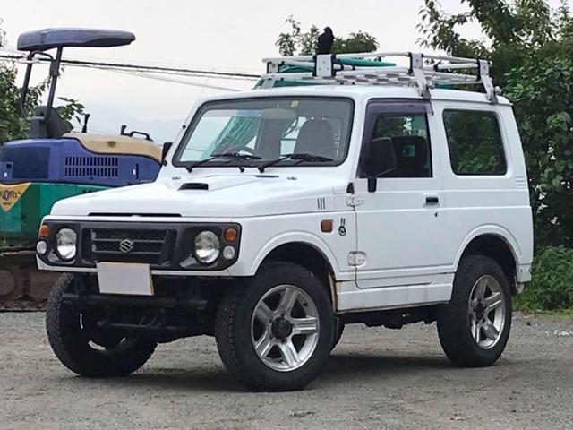 スズキ HA JA12V 4WD ターボ 5MT バンパー